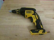DeWalt DCF620 Drywall Screwgun 20v Max XR Brushless - Bare Tool Only 773