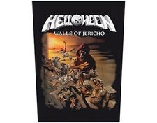HELLOWEEN walls of jerico 2014 - GIANT BACK PATCH - 37 x 28 cms IMPORT official