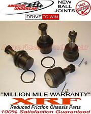 XRF LIFETIME Ball Joint KIT 2000 - 2002 Dodge Ram 2500 3500 4x4 2 Upper 2 Lower