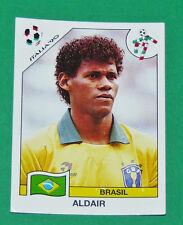 N°198 ALDAIR BRESIL BRASIL PANINI COUPE MONDE FOOTBALL ITALIA 90 1990 WC WM