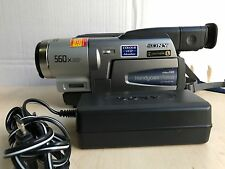 SONY handycam vidéo hi8 Vision ccd.trv59e PAL