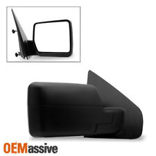 2004-2014 F150 Pickup Textured Manual Mirror Passenger Right Side Replacement