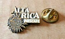 Alta Rica Nescafe Enamel Stud Badge