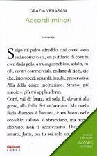 Accordi Minori (Grazia Verasani) LIBRO GALLUCCI EDITORE