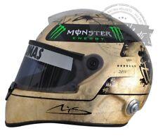 Michael Schumacher 20th Anniversary F1 Replica Helmet Scale 1:1 Helm Casco Helm