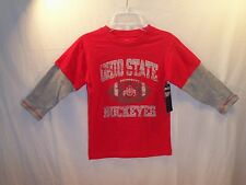 Ohio State NCAA Shirt Youth Large (14/16) NEW