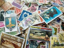 100 different stamps worldwide