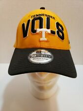New Tennessee Vols Mens Baseball Cap Hat Stretchfit Med.-Large. Black & orange.