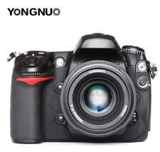 YONGNUO Lens YN50mm F1.8 YN35mm F2 Wide-angle Large Aperture Fixed Fr Nikon