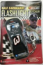 2000 NASCAR Dale Earnhardt Sr Flashlight Keychain Goodwrench Service Plus NIP !!