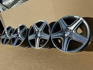 "Original Mercedes W166 ML63 AMG 20"" AMG Felgen 9Jx20ET41 A1664012202 NEU GLE 63"