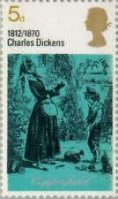 GREAT BRITAIN -1970- Dickens & Wordsworth Series - MNH Stamp - Scott #619