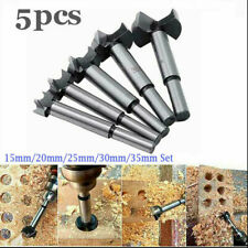 15-35mm Wood Hole Saw Opener Forstner Wood Drill Bit Set Woodworking Tools