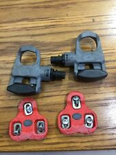 Look Keo Easy Cycling Clipless Pedals With Cleats  (6280)