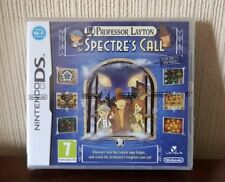 Professor Layton and the Spectre's Call (Nintendo DS, 2011) - Brand New*
