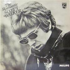 Scott Walker(Vinyl LP)The Romantic-Philips-6850013-Ex/NM