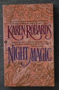 Karen Robards — Night Magic (1987)