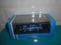 1510177 Alpine renault A 110 Le Mans 24h 1968 1/43 la saga gordini Atlas