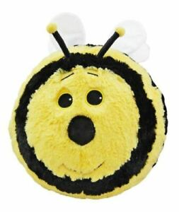 Cozy Time 30cm Bumble Bee Hand Warmer Giant Soft Plush Cuddly Toy Giant Yellow
