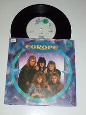 "EUROPE - Carrie - 1987 - UK Epic 2-track 7"" Vinyl Single"