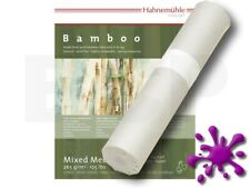 Bamboo-Mixed Media 265g 1,25x10m 1 Rolle