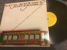 Mister Rogers Won't You Be My Neighbor? LP PBS