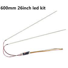 50set 15-26inch Adjustable led backlight strip kit,Update lcd monitor to led