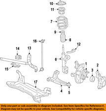 Dodge CHRYSLER OEM 2007 Caliber Front Suspension-Strut 5105171AF