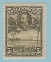 Sierra Leone 146 Mint Never Hinged OG ** - No Faults Very Fine !