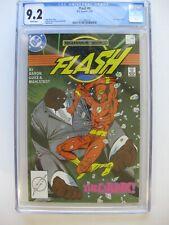 FLASH #9 / CGC 9.2 NM- {DC Comics, '88}
