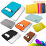 """Notebook laptop Sleeve Case Carry Bag Pouch Cover For 11"""" 13""""12"""" MacBook Air/Pro"""