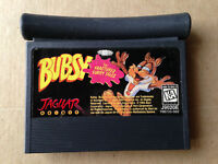 Bubsy in Fractured Furry Tales (Atari Jaguar; 1994) Game Cartridge Only