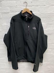 The North Face Men's Soft Shell Black Fleece - Size XXL