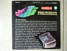 ERIC BURDON & THE ANIMALS WINDS OF CHANGE ORIG 1967 US MGM PRESSING IN GATEFOLD