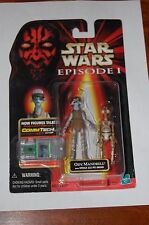 Ody Mandrell w/ Pit Droid-Star Wars The Phantom Menace-MOC-Pod Race