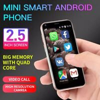 Mini 3G Unlocked Touch Google Play Smartphone Dual SIM Android iPhone Samsung