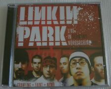 LINKIN PARK LIVE IN GERMANY CD BRAZIL ONLY LIMITED 17 TRACKS CRAWLING FAINT NUMB