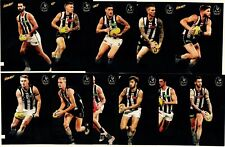 2020 Select Footy Stars Prestige Collingwood team set (11)