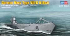 Hobby Boss 3483504 U-Boot DKM Navy Typ VII-B 1:350 Modellbau Modell Bausatz