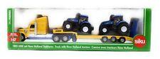 Siku Farmer 1805 Truck with New Holland tractors 1:87 Box DieCast toy car