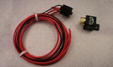 60 Amp Heavy Duty Electric Fan Relay Socket w/ Wiring Harness 12 Volt
