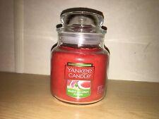 Yankee Candle 3.7oz 104g Tarro guayaba Coco fusión Deerfield Raro Difícil de encontrar White Label