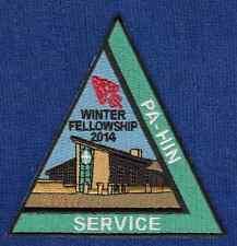 J7304 OA BSA Scouts PA HIN 27 - WINTER FELLOWSHIP - 2014