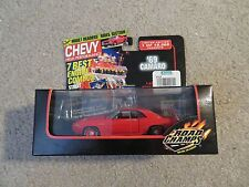 Road Champs '69 1969 Chevy Camaro High Performance Diecast 1:43 Scale 2000 MISB