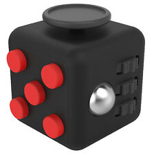 New Fidget Cube Anxiety Stress Relief Focus Gift Attention For Adults Kids ADHD