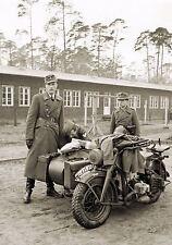 Tarnabdeckung fanali Wehrmacht grigi ks750 r75 r35 r12 ks600 denpr m72