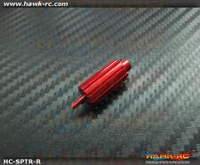 Hawk Creation CNC Metal Roller Button For Spektrum DX6i,7S,8,9 (Red)