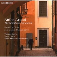 Thomas Georgi - Stockholm Sonatas 2 [New CD]