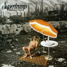 SUPERTRAMP CRISIS? WHAT CRISIS? REMASTERED CD NEW