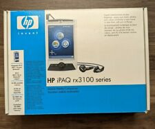 Hp iPaQ Rx3115 Color Lcd Pocket Pc Pda Mobile Media Companion 56Mb Rx-3115 Touch